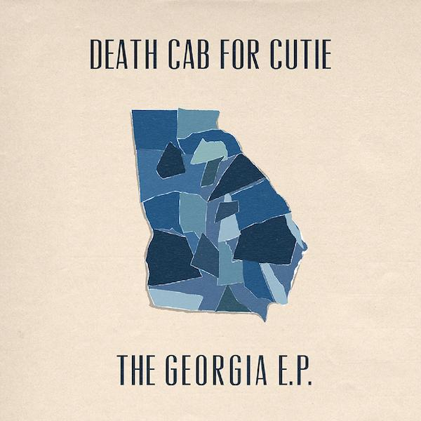 Image of Death Cab for Cutie - Georgia EP (vinyl)