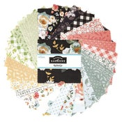 "Image of Gingham Gardens 5"" stacker"