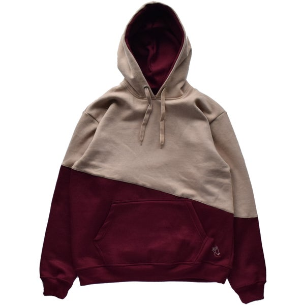 Image of Fall Color Block Hoodie
