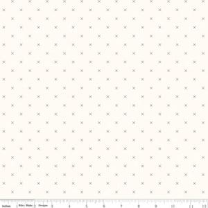 Image of Bee Cross Stitch on Cloud Pebble