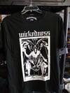 Baphomet Tarot Card T-Shirt by Wickedness
