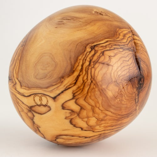 Image of Olivewood Hollow Form