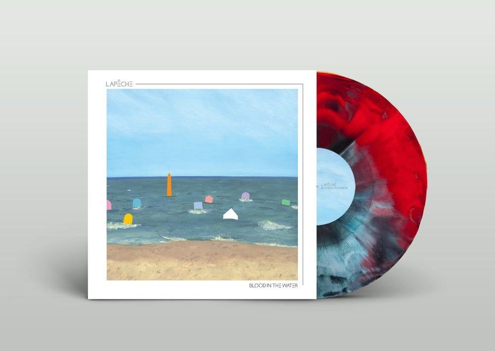 LAPÊCHE 'Blood In The Water' (180g LP Only)
