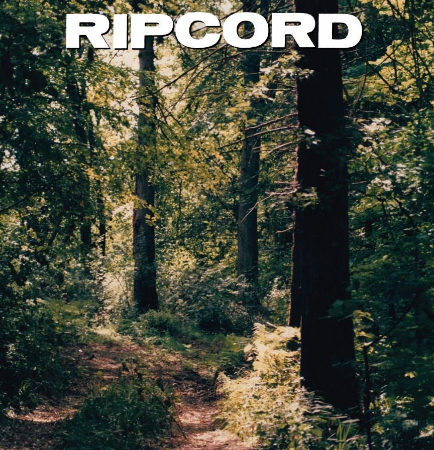 Image of RIPCORD - Poetic Justice 2xLP