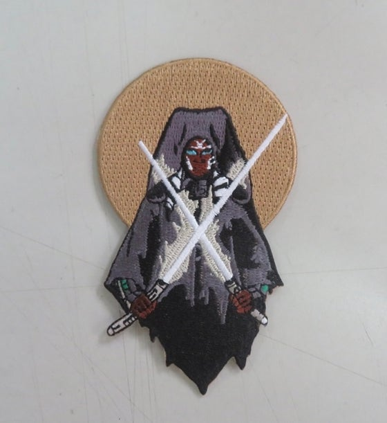 "Image of Ashoka Tano Mandalorian 4"" Patch"