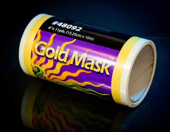 Image of FBS GOLD MASK