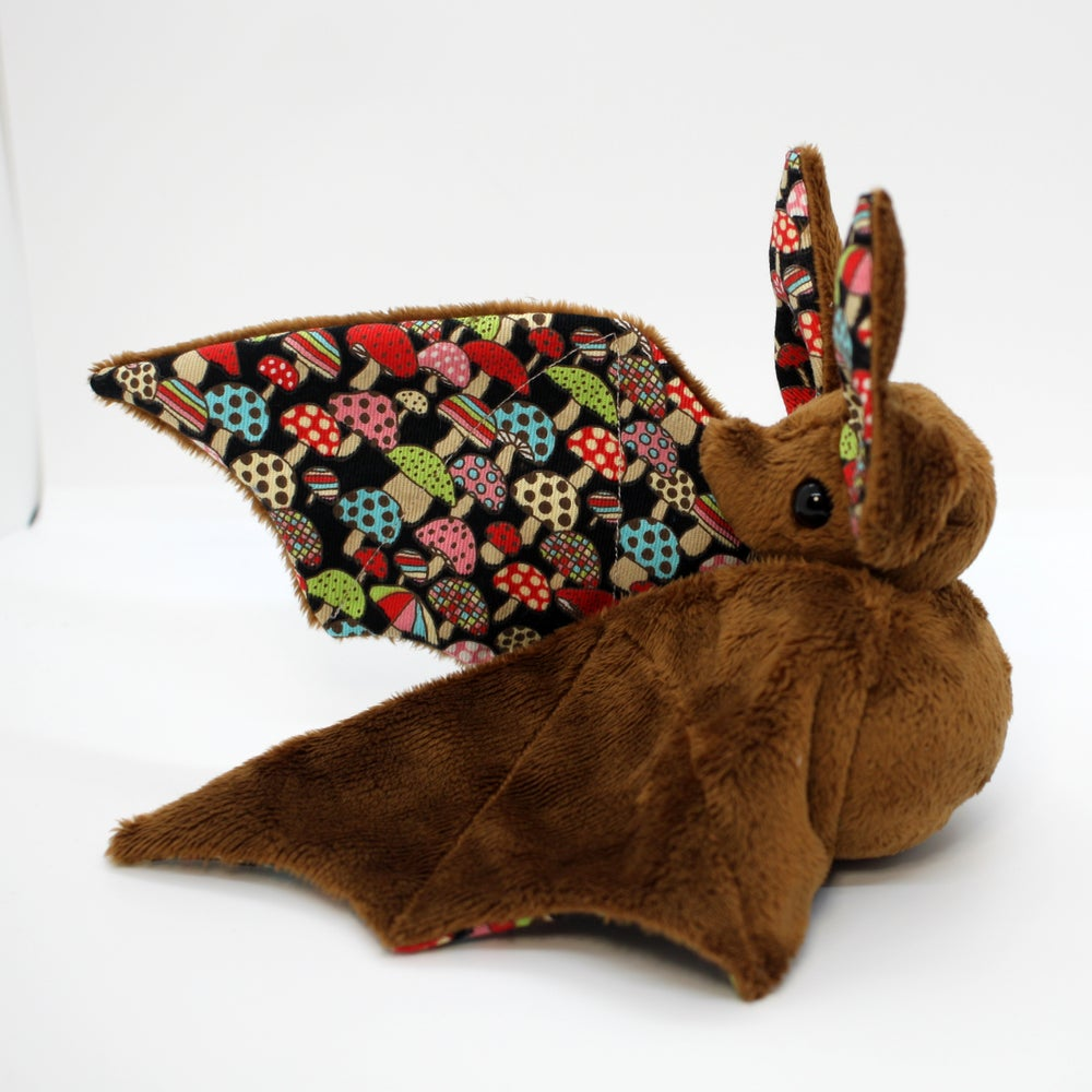 Image of Brown Poison Mushroom Bat - Made to Order