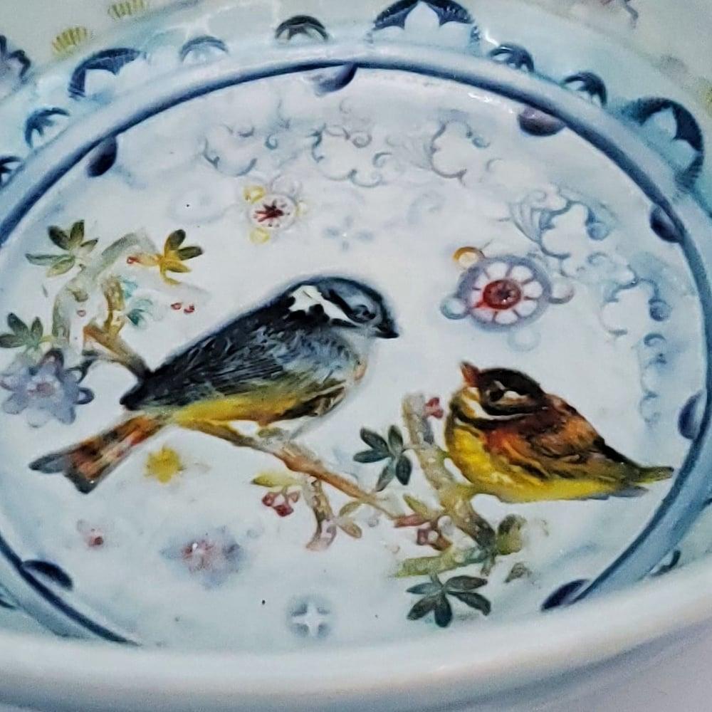 Image of Tittle Tattle Songbirds Bowl