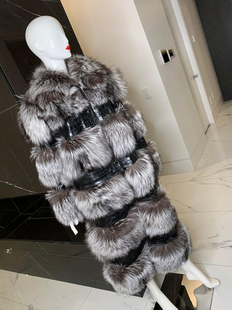 Image of 2in1 Nadia Fur Coat