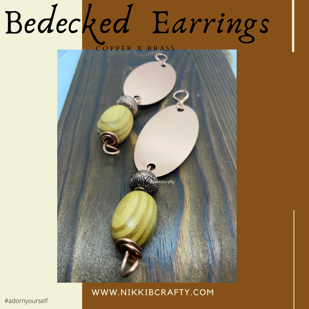 Image of Bedecked Earring