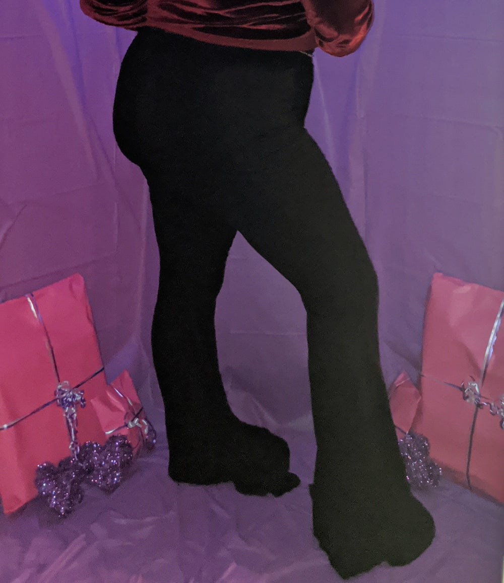 Image of Issa Comfy Flared Leggings