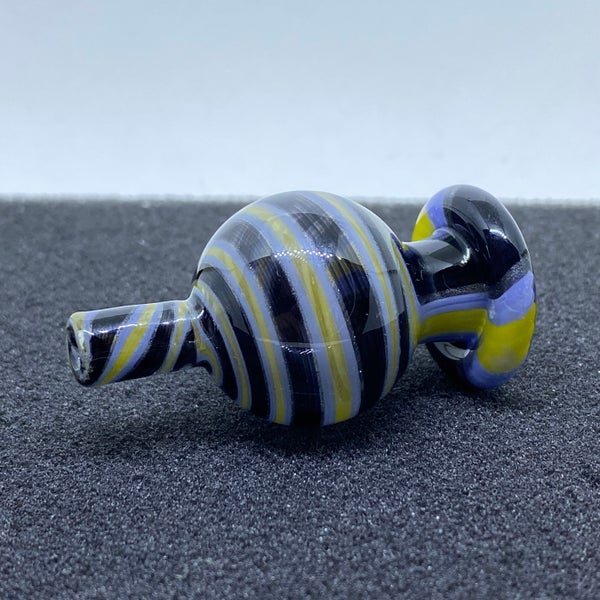 Image of Some Glass Blower Line Work Bubble Cap #7