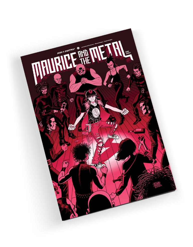 Image of Maurice & The Metal - ISSUE 2