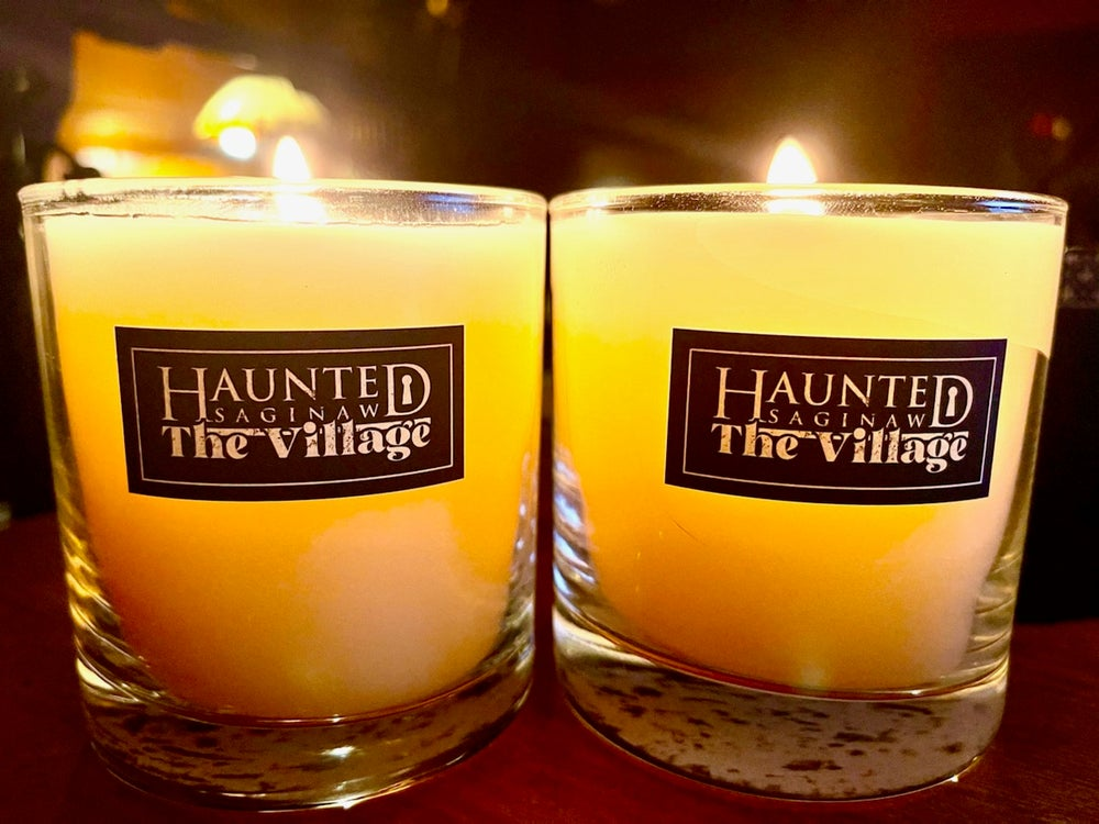 Image of Haunted Saginaw the Village 2 candle combo
