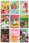 Deluxe Licensed Story Books
