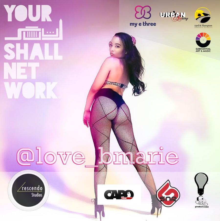 Image of @LOVE_BMARIE PRESENTED BY CAPO MUSIC