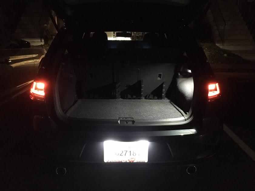 Image of Trunk LED for the Tiguan