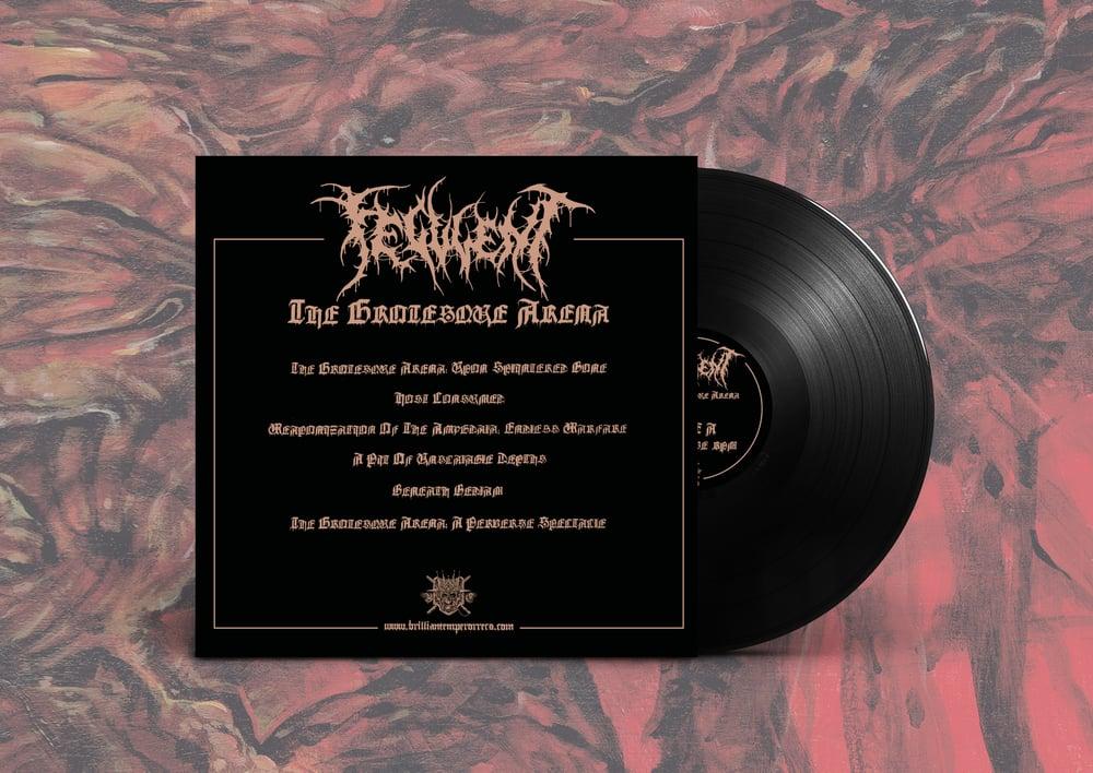 "Feculent ""The Grotesque Arena"" LP"