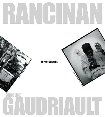 Image of  Le photographe Gérard Rancinan