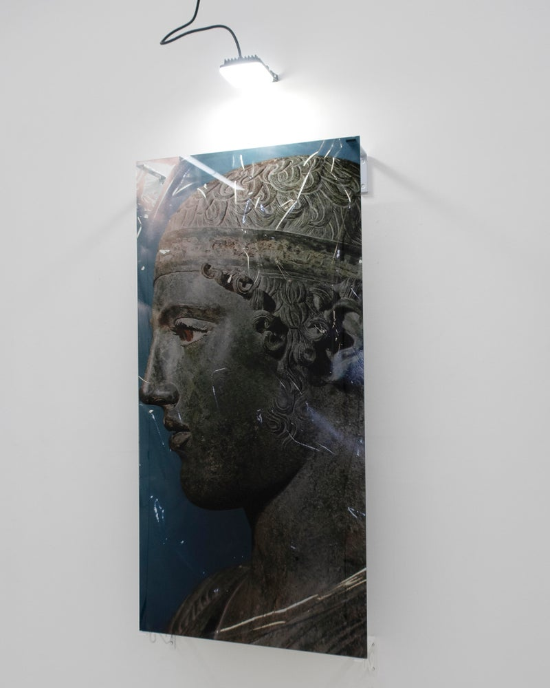 Image of Gabriella Lo Presti 'The Illuminated Adonis'. Original artwork