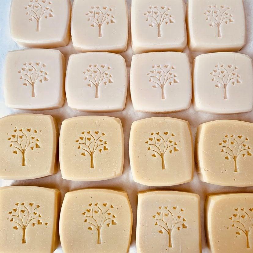 Image of rose geranium soap