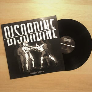 Image of Disordine - Pianosequenza (Gasterecords) LP + La Gasterata