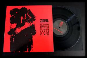 Image of ZiDima - Del nostro abbraccio ostinato (Gasterecords) LP + La Gasterata