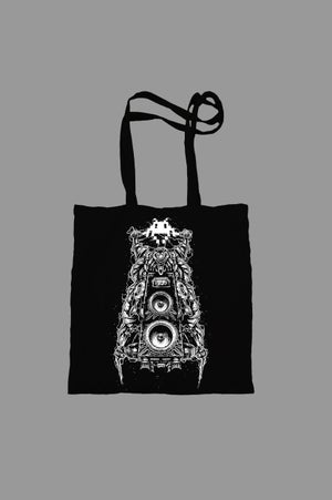 Image of Speakerboxx2 Tote bag