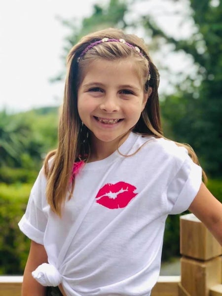 Image of Kelly kiss tee - child