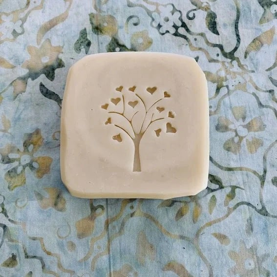 Image of fennel & mandarin soap