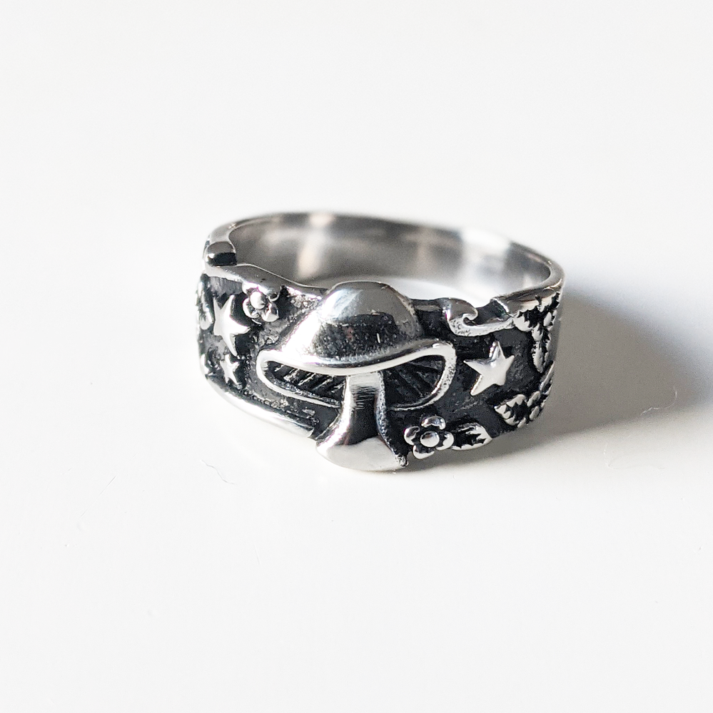 Image of Magic Mushroom Ring