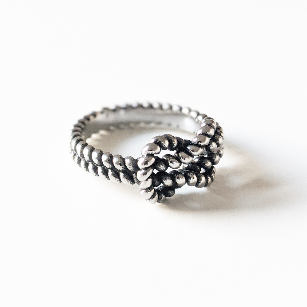 Image of Knot Ring