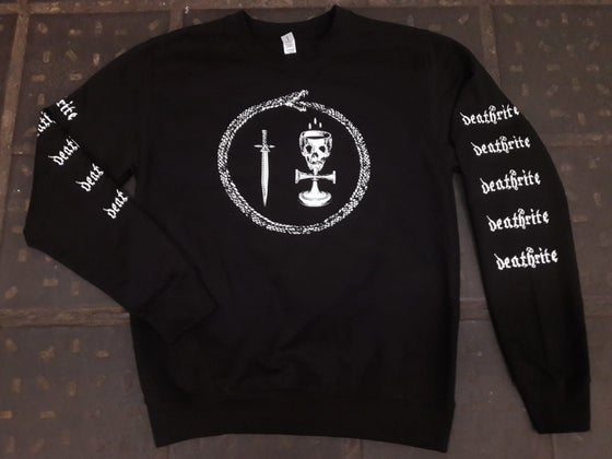 Image of DEATHRITE SWEATER / PULLOVER