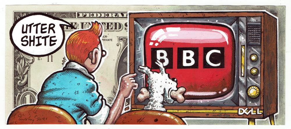 Image of Real Dollar Original. Bumbaclart