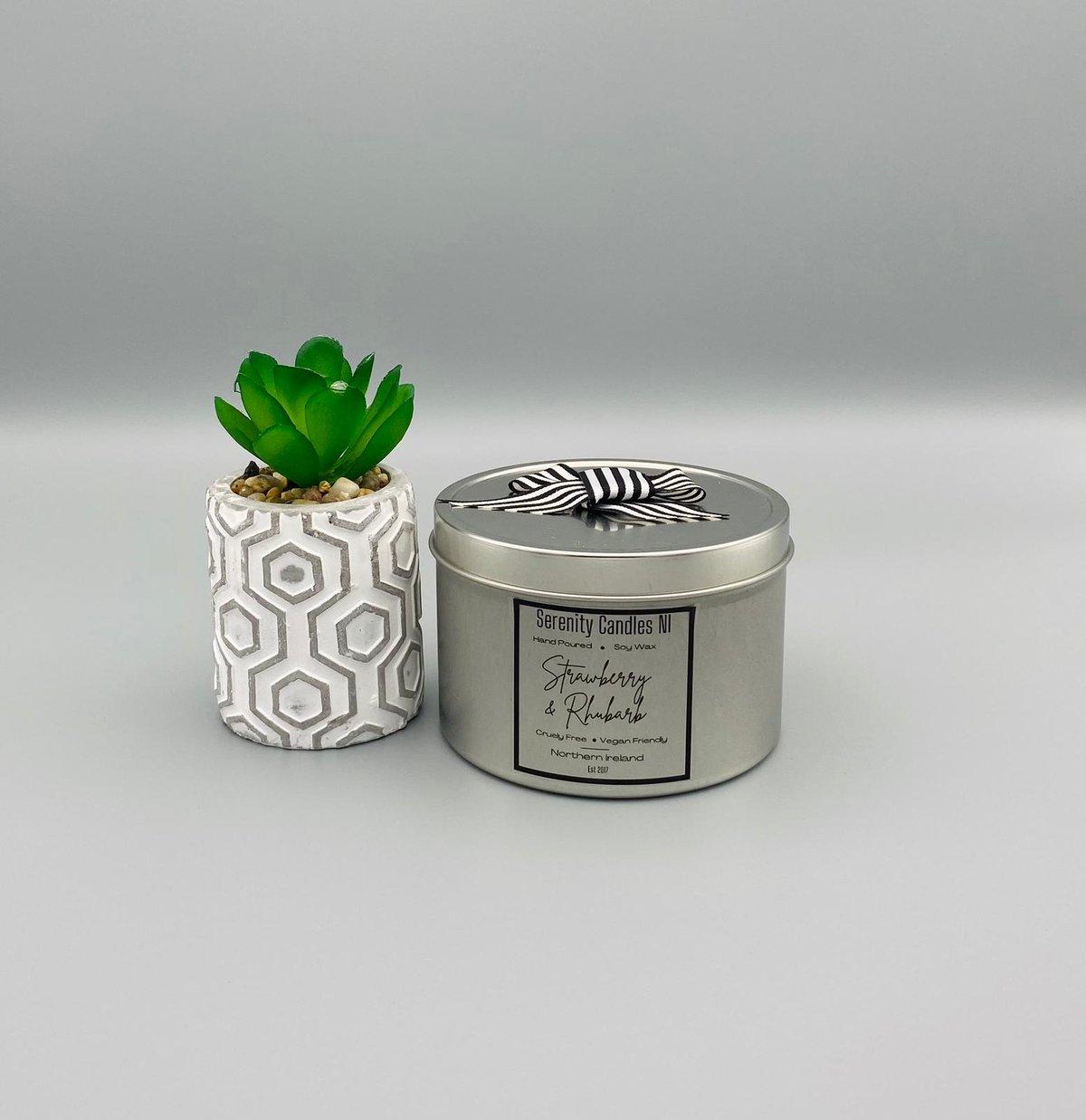 Silver Tins