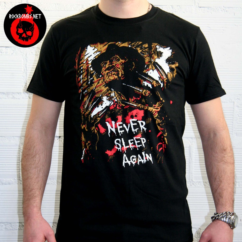 FREDDY NEVER SLEEP AGAIN