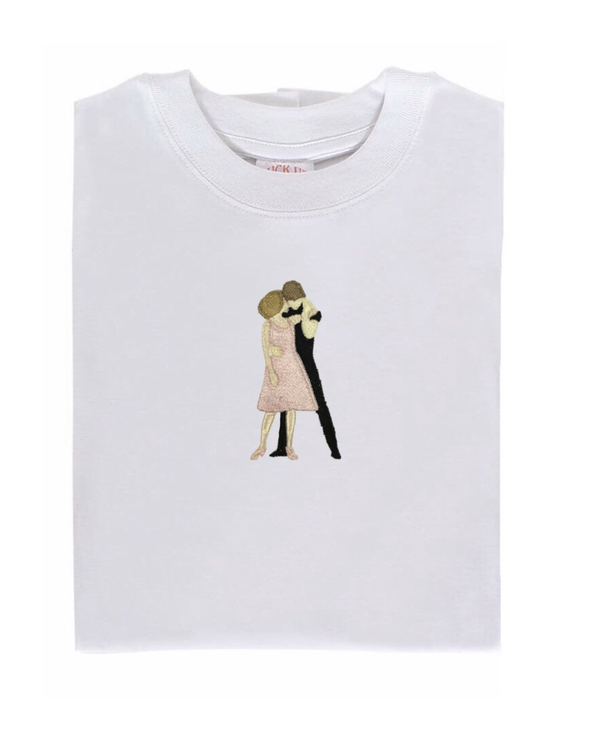 Image of Camiseta  bordada Dirty Dancing