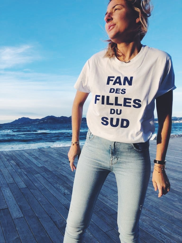 Image of Tee Shirt FAN des FILLES DU SUD