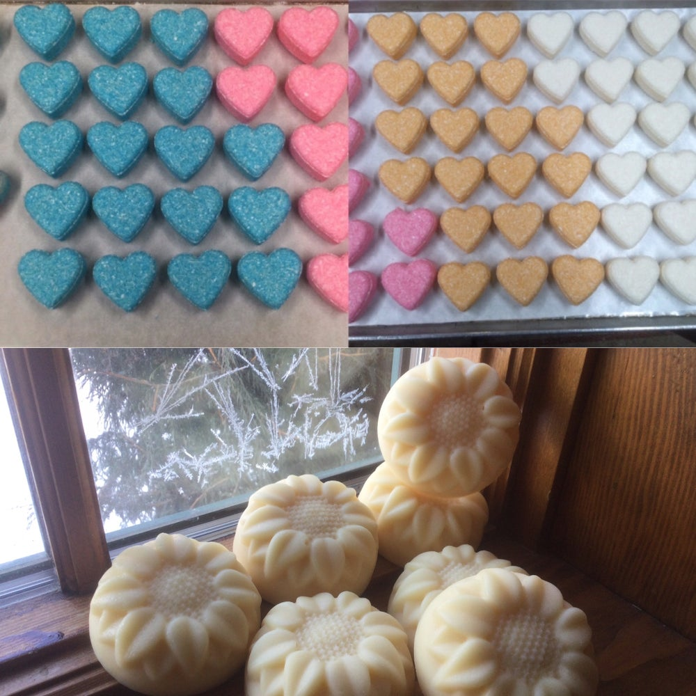 Image of Shampoo Bar and Conditioner Combo