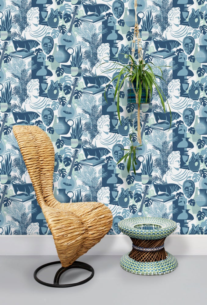 Image of BATCH 120417 - Art Room Chalkhill Blue