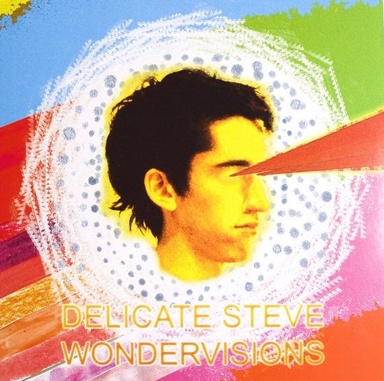 Image of Wondervisions ~ Vinyl