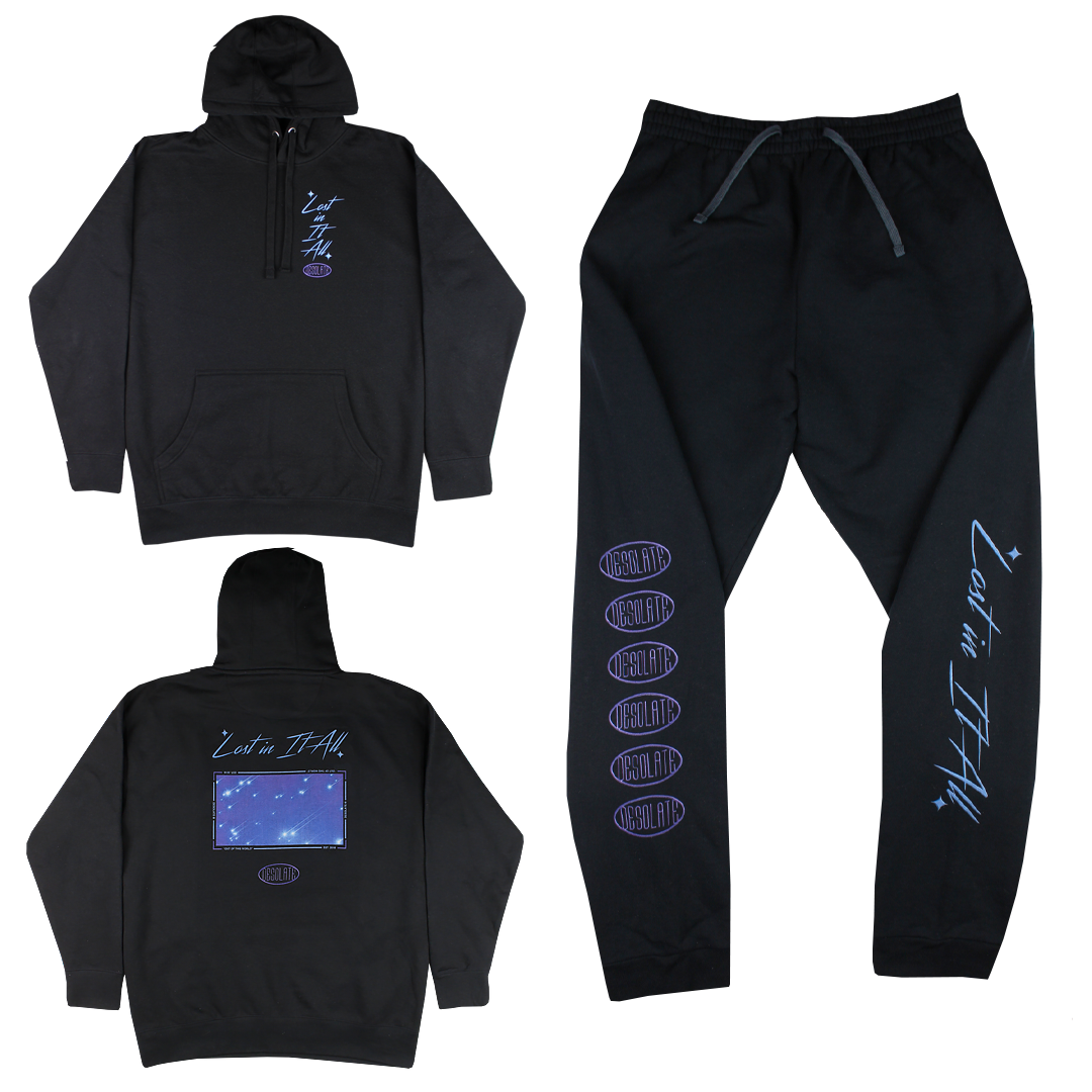 Image of Out Of This World Hoodie + Sweatpants Bundle