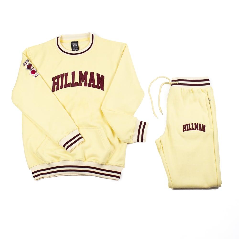 Hillman Essentials ( Away) Jogger Set 🖤