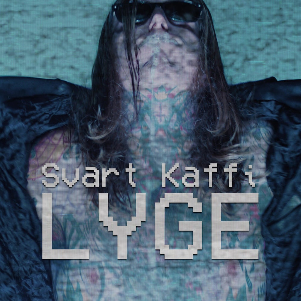 Image of Svart Kaffi «LYGE» Single (LIMITED EDITION, CLEAR)