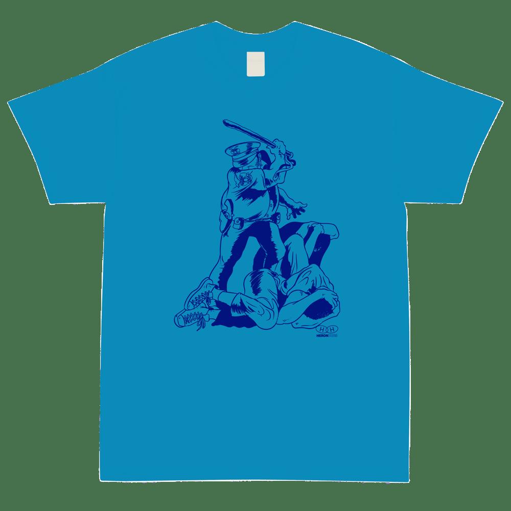 Image of Blue Bruises T Shirt