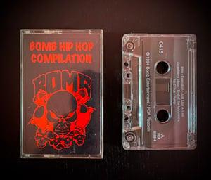 Image of Bomb Hip hop compilation