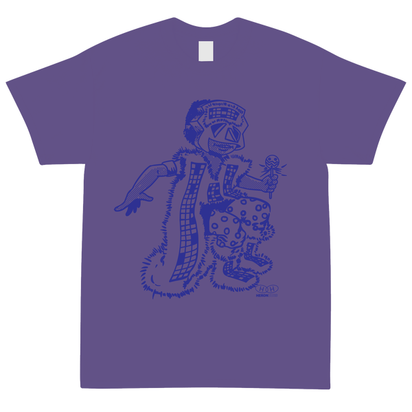Image of Zulu Kid Purple Purple T Shirt