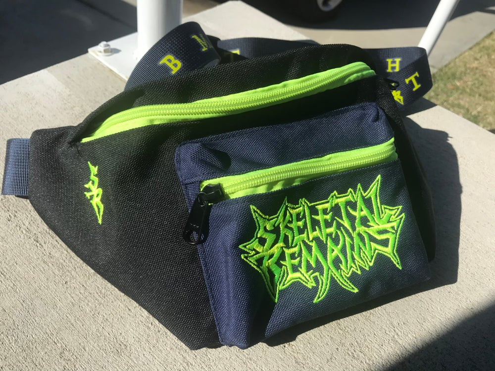 """""""The Entombment Of Chaos"""" Fanny Pack"""