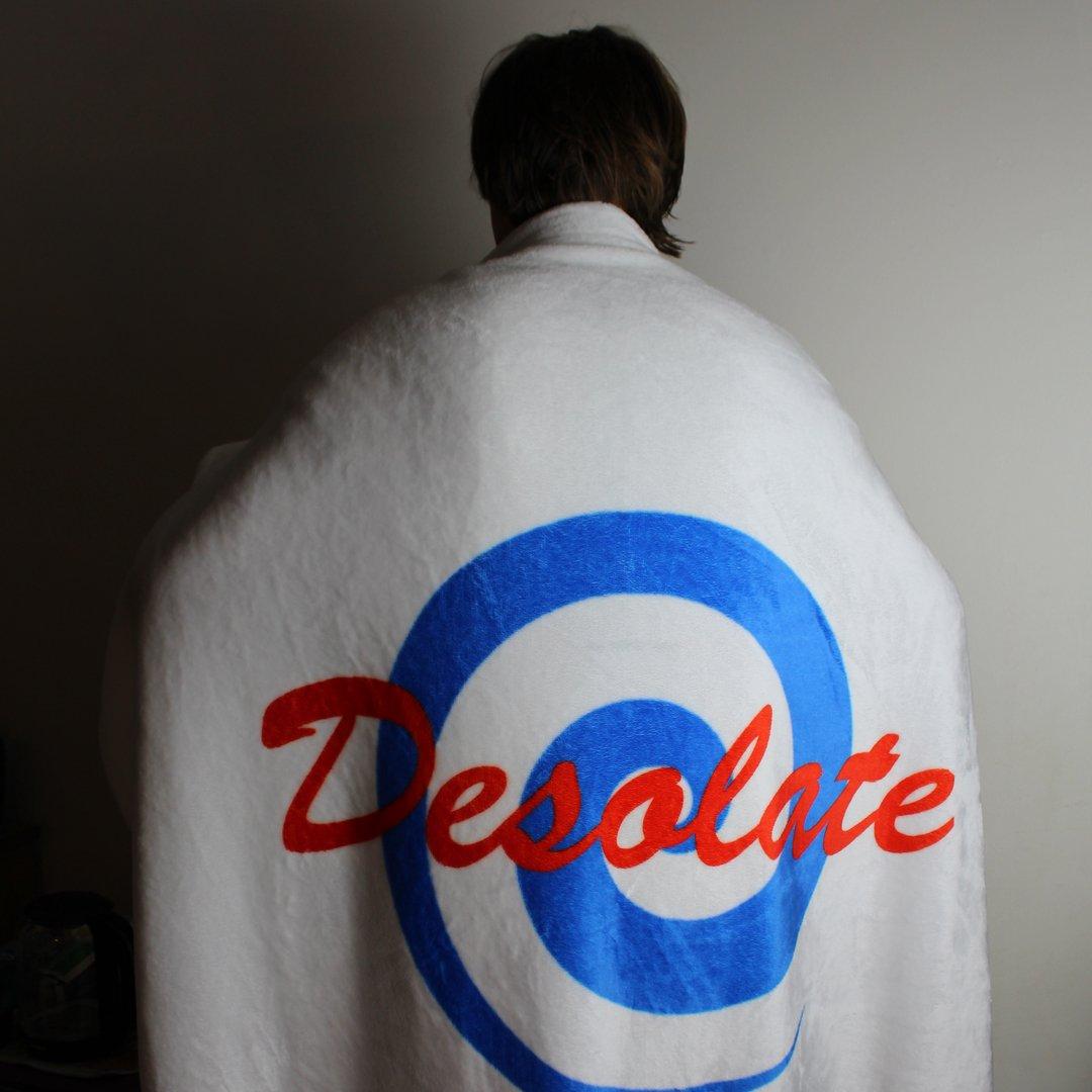 Image of Logo Blanket