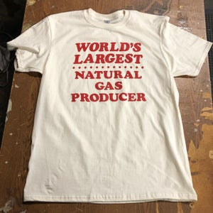 Image of Natural Gas - T-shirt